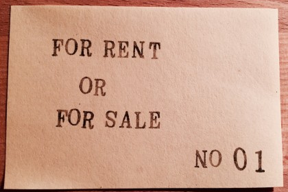 賃貸?売買?