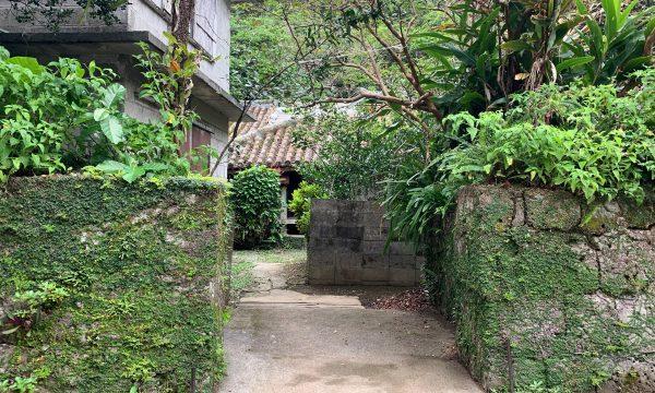 大宜味村屋古集落の画像